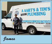 James the plumber