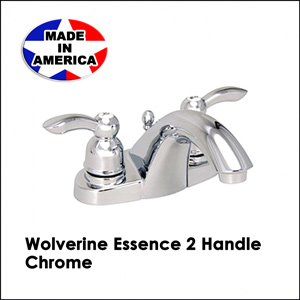 Wolverine Essence 2 Handle Chrome ESC1360