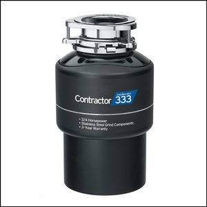 InSinkErator CNTR333 Contractor 333 Food Waste Disposer