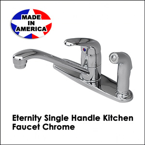 Eternity Single Handle Kitchen Faucet