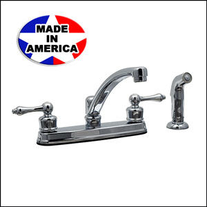 Eternity Hi-Rise Spout Kitchen Faucet