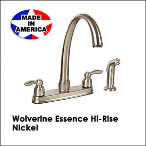 Wolverine Essence Hi-Rise Nickel