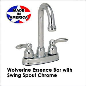 Wolverine Essence Bar with Swing Spout Chrome ESB0360