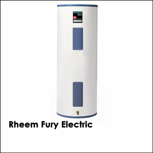 Rheem Fury Electric