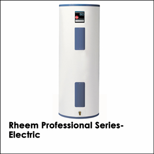 Rheem Professional Series-Electric